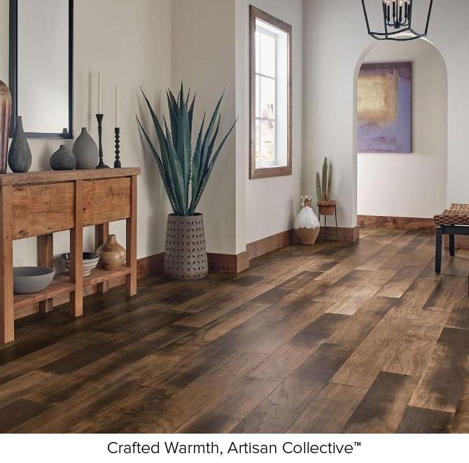 Statement Flooring: Armstrong Flooring